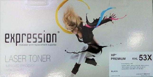 Expression Toner HP black Q7553X 7000 str. (KHL-53X) ?