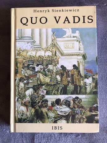 Quo vadis Henryk Sienkiewicz IBIS