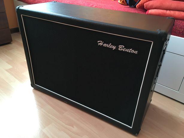 Paczka gitarowa głośniki Harley Benton G212 2x12 Celestion V30