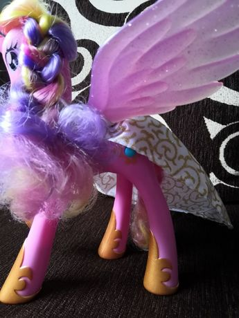 My Little Pony Konik Cadance interaktywny