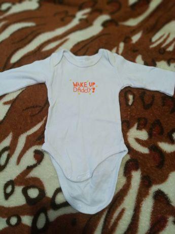 Боди на малыша 0-2 месяца