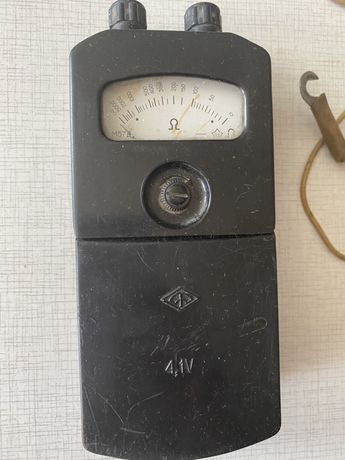 1976 г. Измерительный прибор УСТ.0