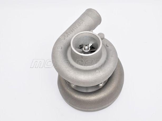 Turbosprężarka Sisu 312261, 311616