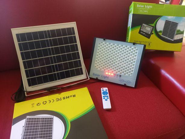 Lampa Solarna 200w HIT  panel solarny
