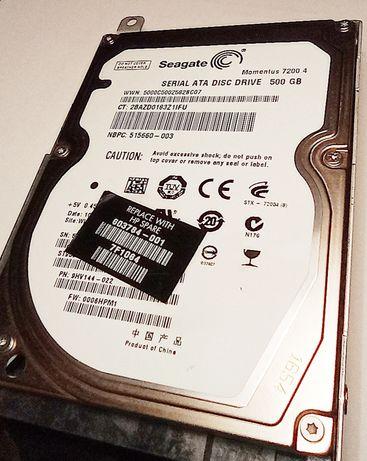 Seagate Seagate Momentus 7200.4 500GB 7200rpm 16MB 2.5 SATA