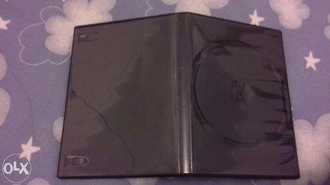 120 Capas de CD/DVD como novas - BAIXA