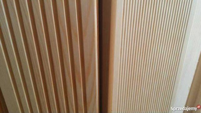 Deski elewacyjne tarasowe listewki podbitka boazeria półbal