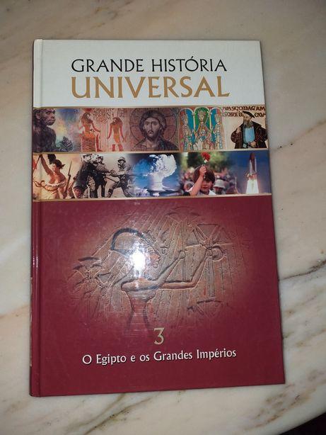 Livro sobre o Egito
