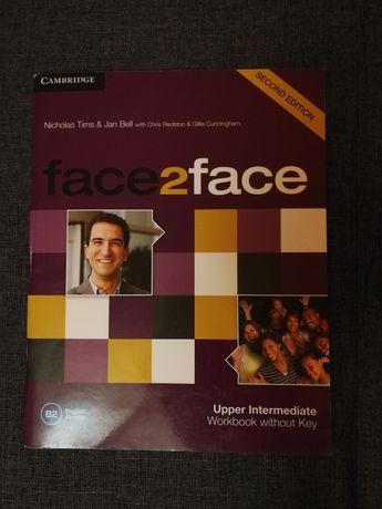 Face to face Upper Intermediate B2. Workbook