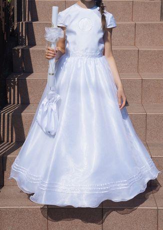 Sukienka do I komunii Św. r 128/134