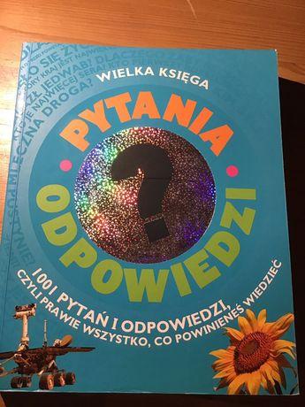 Wielka księga -1001 pytań i odpowiedzi - idealny prezent