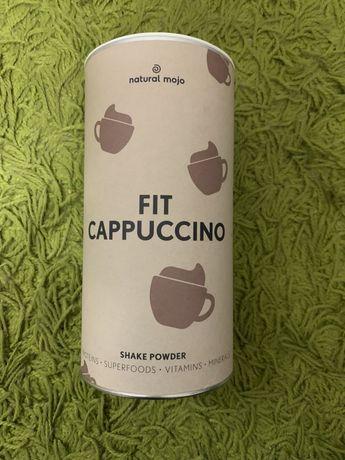 Shake Natural Mojo Fit Cappucino NOWE