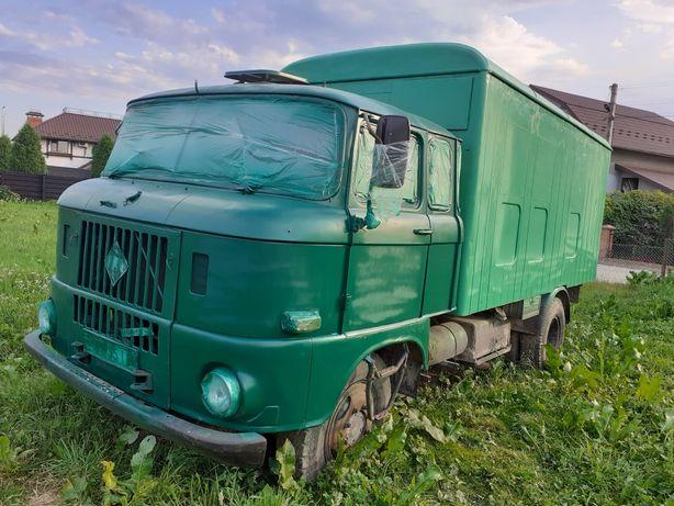 Іфа 50 фургон в/п 8 тон