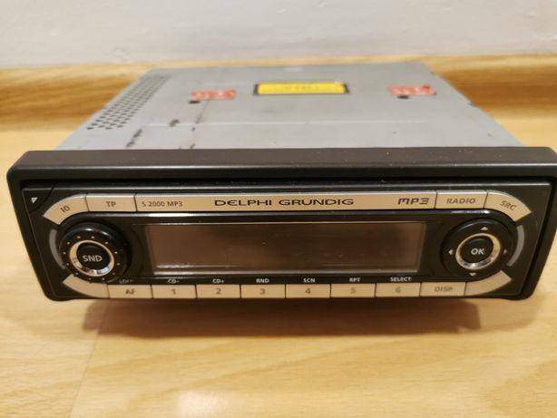 Radio DELPHI GRUNDIG S2000 mp3