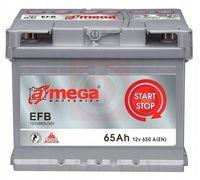 Akumulator AMEGA EFB 65Ah 650A Kielce