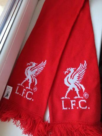Детский шарф Ливерпуль