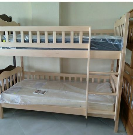 Ліжко двоярусне, двоповерхове, дитяче