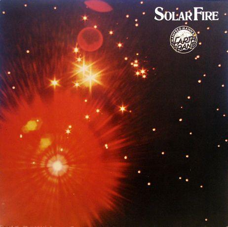 Vinil Manfred Mann's Earth Band – Solar Fire