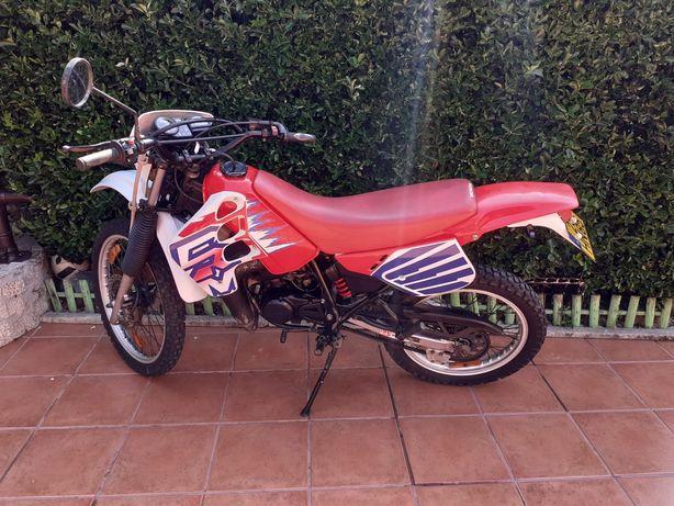 Honda CRM 50 Bom Estado