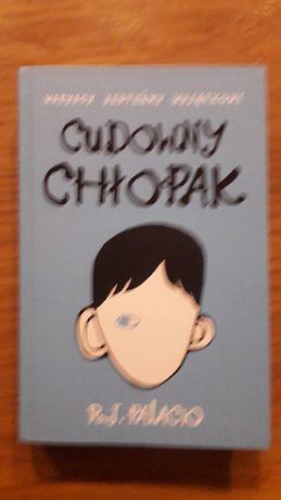 Cudowny chłopak - powieść dla młodzieży