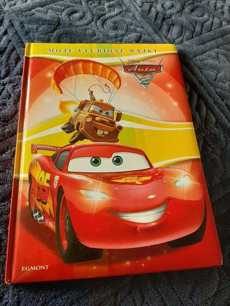 Książka Auta 2