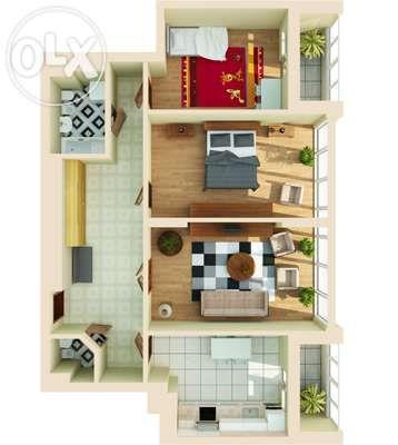 Продам 3-к. кв. ул. В.Черновола 11 Дом-3 в Броварах ЖК Зелений Квартал