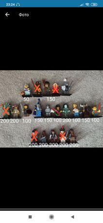Лего LEGO минифигурки. Оригинал