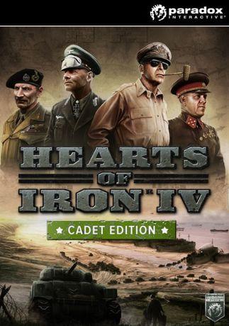 HEARTS OF IRON IV 4: CADET edition | klucz STEAM gra pc