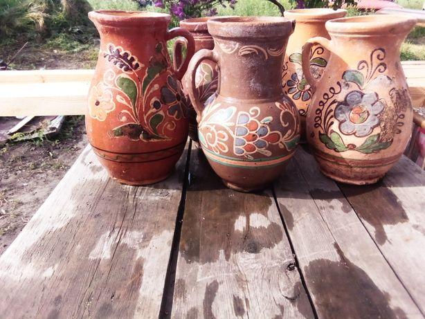 Продам старі глиняні глечики