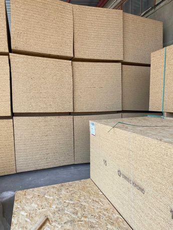 ОСБ, OSB любой толщины 10мм - 340 грн ОПТ