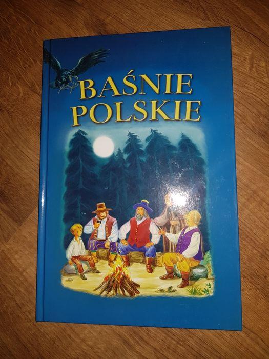 Baśnie Polskie książka Nawojczyn - image 1