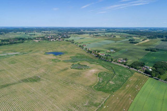 300 ha ziemi ornej oddam w dzierżawę na 10 lat. Przewaga klasy III, IV