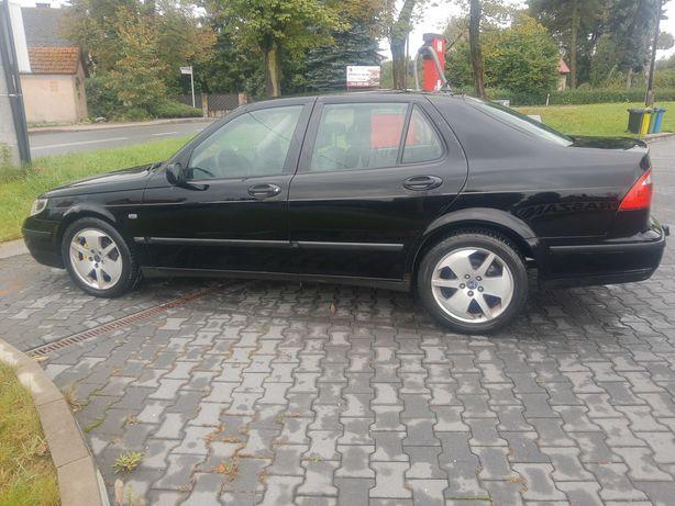 Saab 9-5  sedan zarejestrowany