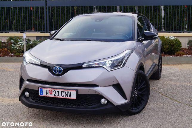 Toyota C-Hr Hybryda Jak Nowa Opłacona Gwarancja Navi Kamera
