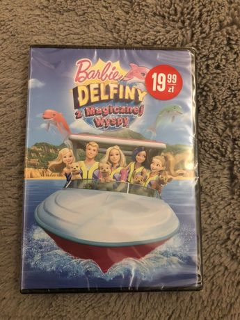 Dvd Barbie Delfiny z Magicznej Wyspy