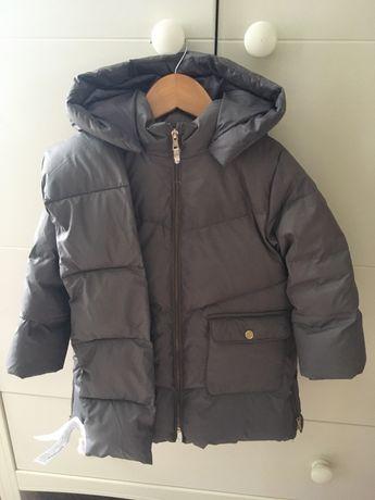 ZARA ,H&M не Il Gufo пуховая куртка,пальто  18/24(92)
