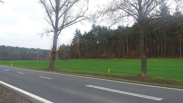 Działka rolna 2,85 ha