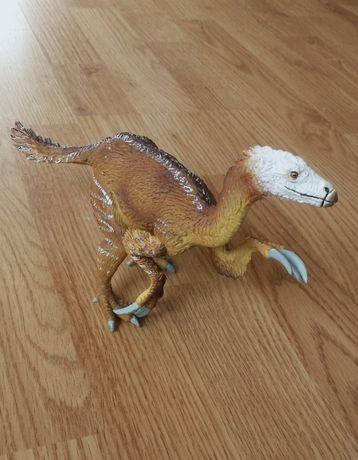 BULLYLAND Therizinosaurus 26cm ruchome łapy stan bd