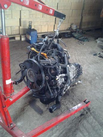 Двигатель 2,5tdi Volkswagen Crafter Фольксваген Крафтер 100 кВт 2006+