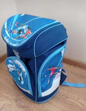 Plecak szkolny,tornister dla chłopca