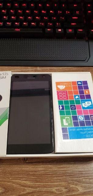 Мобильный телефон Microsoft Lumia 535 (Nokia) DS Black