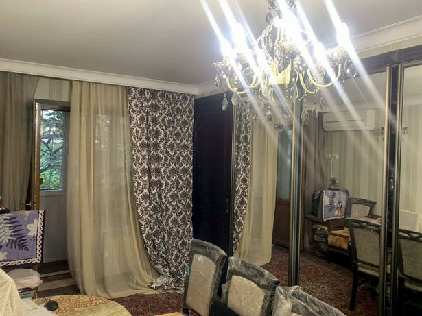 1-комн квартира на Проспекте Шевченко (от хозяина)