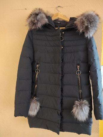 Женская зимняя куртка (пуховик) Kapre