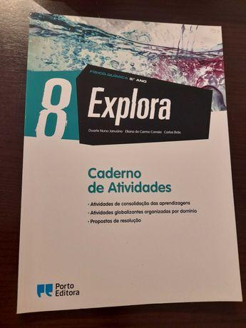 Explora 8º Ano Caderno de Atividades