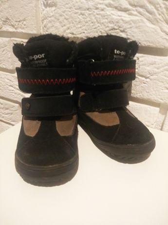 Mrugała buty zimowe, wodoodporne rozmiar 21