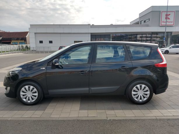 Renault Grand Scenic II Facelift 1.6dCi 130 KM TomTomEdition