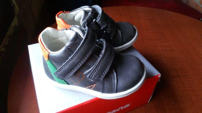 Buty profilowane na wiosne jesień 20 12 cm