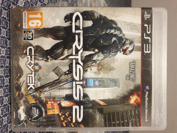Crysis 2 (Gra PS3)