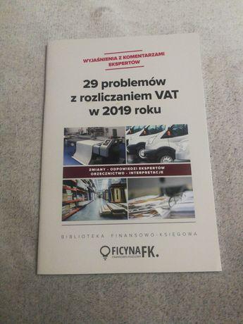 29 problemów z rozliczeniem VAT w 2019 r finanse