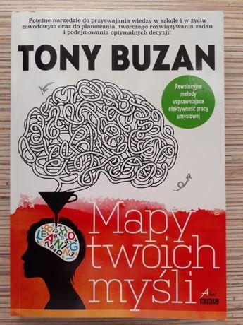 """""""Mapy twoich myśli"""" - Tony Buzan"""